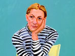 David Hockney. 82 Portraits and 1 Still-life -  Events Venice - Art exhibitions Venice