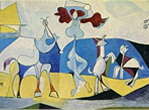 Picasso. La Joie de Vivre, 1945-1948 -  Events Venice - Art exhibitions Venice
