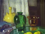 Around the glass and its reflection in painting image - Venezia Caorle - Events Art exhibitions