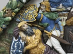 From Brooklyn to the Bargello: Giovanni della Robbia, the lunette Antinori and Stefano Arienti -  Events Florence - Art exhibitions Florence