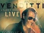 Antonello Venditti. Tortuga tour -  Events San Pancrazio Salentino - Concerts San Pancrazio Salentino