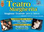 Margherita Theatre: 2013-14 season -  Events Caltanissetta - Theatre Caltanissetta