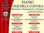 Oasi della cultura: season 2013-14 -  Events Caltanissetta - Theatre Caltanissetta