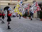 Historical costume parada of the Mea -  Events Bibbiena - Shows Bibbiena