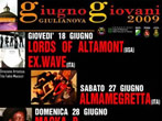 June Young -  Events Giulianova - Concerts Giulianova