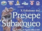Crib on the sea -  Events Giulianova - Shows Giulianova
