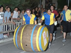Palio de le botti -  Events Corropoli - Shows Corropoli