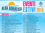 Summer events -  Events Alba Adriatica - Shows Alba Adriatica
