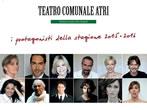 Theatre season -  Events Atri - Theatre Atri