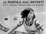 La parola agli artisti -  Events Lissone - Art exhibitions Lissone