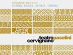 Teatro Pasolini: season 2015-16 -  Events Cervignano del Friuli - Theatre Cervignano del Friuli