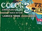 Color fest -  Events Lamezia Terme - Concerts Lamezia Terme