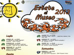 Summer at the museum 2013 -  Events Pomezia - Shows Pomezia