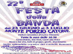 Banda's Day -  Events Monte Porzio Catone - Shows Monte Porzio Catone