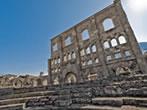 Roman Theater of Aosta -  Events Aosta - Attractions Aosta