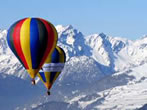 Hot-air balloons -  Events Aosta - Shows Aosta