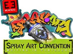 Spray art convention -  Events Pontedera - Shows Pontedera
