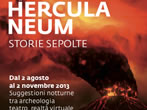 Herculaneum. Buried stories -  Events Ercolano - Shows Ercolano