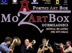 MozArt Box Summer Session -  Events Portici - Concerts Portici