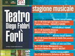 Concert season 2016 -  Events Forli' - Concerts Forli'