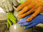 Pottery Courses in Urbania -  Events Urbania - Shows Urbania