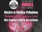 Pedalando tra la storia e l'arte -  Events Vicenza - Art exhibitions Vicenza