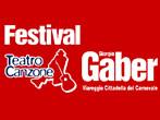 Festival Giorgio Gaber -  Events Viareggio - Shows Viareggio