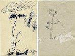 Original drawings by Mippia Fucini -  Events Forte dei Marmi - Art exhibitions Forte dei Marmi