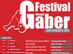 Festival Gaber - COMeInCAmaiore -  Events Camaiore - Theatre Camaiore