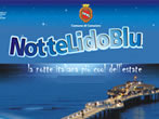 Blue beach night -  Events Camaiore - Shows Camaiore