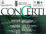 Chamber music festival of Versilia -  Events Massarosa - Concerts Massarosa