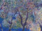 Rubaldo Merello tra divisionismo e simbolismo -  Events Genoa - Art exhibitions Genoa