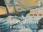 Ships and wrecks in Portofino -  Events Camogli - Art exhibitions Camogli