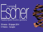 L'enigma di Escher -  Events Caraglio - Art exhibitions Caraglio