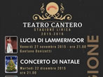 Opera season 2015-16 -  Events Chiavari - Theatre Chiavari