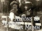 Alfons & Jeannie Von Mumm -  Events Portofino - Art exhibitions Portofino