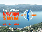 Orta Lake marathon swim -  Events Omegna - Sport Omegna