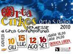 OrtaCirkos -  Events Orta San Giulio - Shows Orta San Giulio
