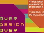 Over design over -  Events Perugia - Art exhibitions Perugia