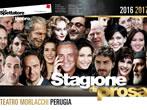 Teatro Stabile dell'Umbria: 2016-17 season -  Events Perugia - Theatre Perugia