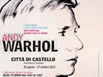 Andy Warhol. I never read. I just look at the pictures -  Events Citta' di Castello - Art exhibitions Citta' di Castello
