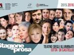 Teatro degli Illuminati: 2014-15 season -  Events Citta' di Castello - Theatre Citta' di Castello