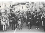 Donkey-race in Cameri -  Events Cameri - Shows Cameri