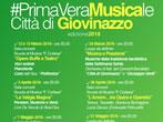 PrimaVeraMusicale -  Events Giovinazzo - Concerts Giovinazzo