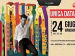 Mika -  Events Molfetta - Concerts Molfetta