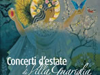 Summer concerts at Villa Guariglia -  Events Vietri sul Mare - Concerts Vietri sul Mare
