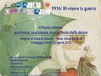 1916 Ri-Vivere la guerra -  Events Amalfi coast - Art exhibitions Amalfi coast
