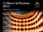 Verdi theatre: concerts and operas -  Events Amalfi coast - Theatre Amalfi coast