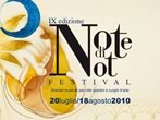 Note di notte festival -  Events Ragusa - Concerts Ragusa