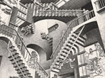 Escher -  Events Amalfi coast - Art exhibitions Amalfi coast